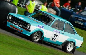 MK2 Escort in the park by sucksqueezebangblow