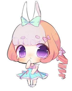 Bunny by Hime-pyon