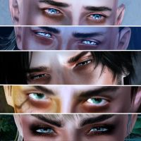 eyes my sims by TheSims3Pets