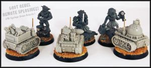 Rebel Grot Remote Splosives UP by Proiteus