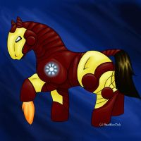 My Little Ironman by SparklersOasis