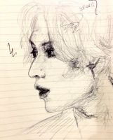 Lee Taemin by aanaru