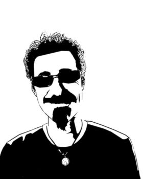 The real Serj by Morphieous