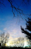 December Sky by marmicminipark