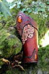 Valkyrie arm bracer by akinra-workshop