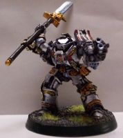 Grey Knight Termanator by NGW