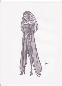 Storm Sketch by rob-T512
