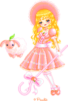 Peachie Peep by Princess-Peachie