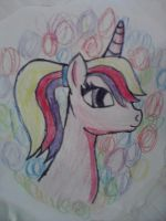 Young Princess Cadence Profile by CrazyAngelPony