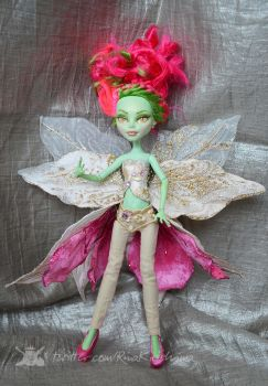 Custom doll fairy 01 by RinaKirishima