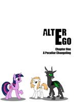 ALTER EGO - Chapter One by LazingAbout94