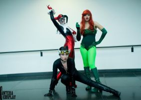 Gotham City Sirens 6 by CanteraImage