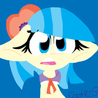 Coco Pommel by Mushroom-Cookie-Bear