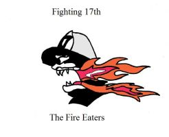 Fighting 17th - Deluxe by JamestheRedEngine91