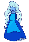 Sapphire by GooeyPopsicle