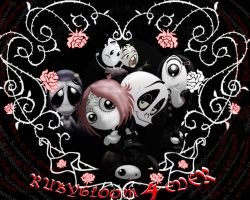 Ruby gloom 4 ever cartel by MrCapadochio