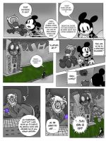 Epic Mickey Graphic Novel pg56 by DelDiz