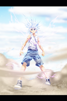 Killua by Ironizer