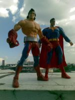 MASO Pinoy SUPERMAN by dGREAT1