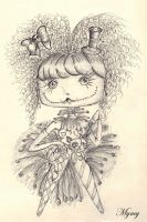 My scarry doll by Mymy-La-Patate