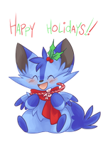 Happy Holidays! by ClefdeSoll