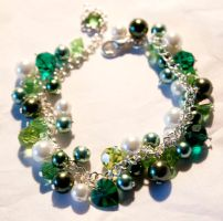 St Patty's Bracelet by YourSweetTreat