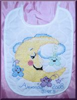 Bib for Alexander by WDWParksGal