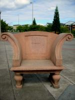 Outdoor chair stock by slave-screams-stock