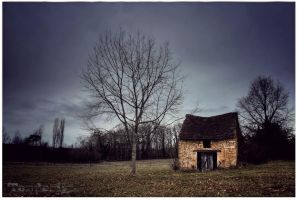 Cabane 02 2560x1600 by tezdesign