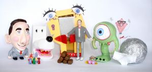 Pee-wee Expansion Pack by BenZurawski
