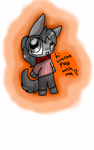 Lil cupcake : i'm bored lets play something o3o by killerwolfcat932