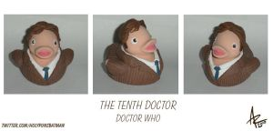 The Tenth Doctor by msfurious