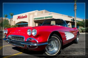 65 Vette - 2 by Delusionist