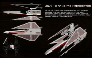 Ugly ortho (2) - X-ceptor by unusualsuspex