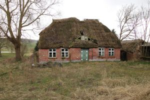 Abandoned Farmhouse Stock 07 by Malleni-Stock