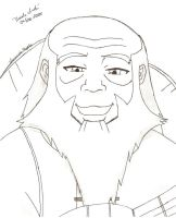 Uncle Iroh by Neverfallforfun
