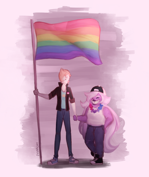 Day 1- Pride Month by Envarchy