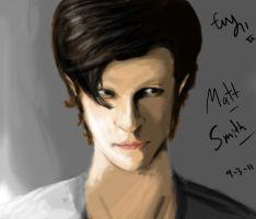 Matt Smith by Evymonster9406