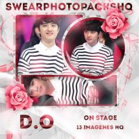 Photopack 24: D.O by SwearPhotopacksHQ