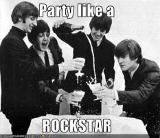 When they party... by TheAbbeyRoadie