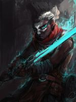 Ekko Fan Art by JasonTN