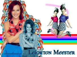 Leighton Meester by Retroliciouss
