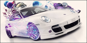Porsche C4D by SecurityGFX
