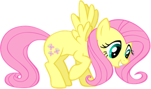 Fluttershy - Small Animal by Liggliluff