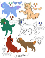 Adopts! by RidingBicycles