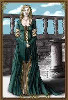 Eowyn - Gown by Nel-Whipwind