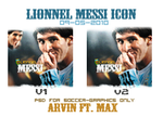 Lionnel Messi by maxzon