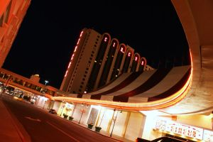The Circus Casino At Night by ghikij