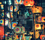 Colorful Lamps. by john308