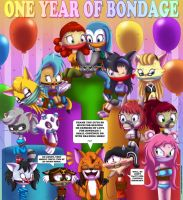 One Year of Bondage by MangaFox156